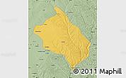 Savanna Style Map of Shenmu