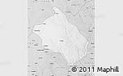 Silver Style Map of Shenmu