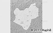 Gray Map of Wuqi