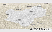 Classic Style Panoramic Map of Wuqi