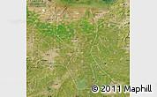 Satellite Map of Changyi