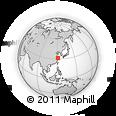 Outline Map of Baoshan