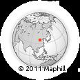 Outline Map of Fenyang