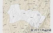 Classic Style Map of Heshun