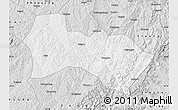 Silver Style Map of Heshun