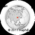 Outline Map of Lingshi