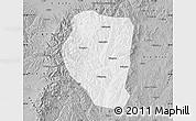 Gray Map of Qinyuan