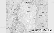 Silver Style Map of Qinyuan