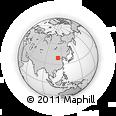 Outline Map of Shuo Xian