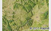 Satellite Map of Taiyuan Shiqu