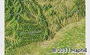 Satellite Map of Wenshui