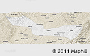 Classic Style Panoramic Map of Wuxiang