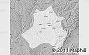 Gray Map of Xing Xian