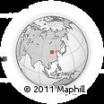 Outline Map of Xing Xian
