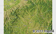 Satellite Map of Yushe