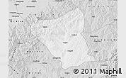 Silver Style Map of Yushe