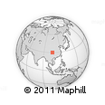 Outline Map of Anyue