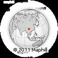 Outline Map of Dechang