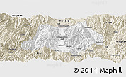 Classic Style Panoramic Map of Dechang