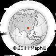 Outline Map of Jiulong