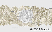 Classic Style Panoramic Map of Ningnan