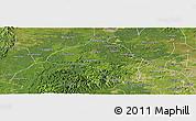 Satellite Panoramic Map of Weiyuan