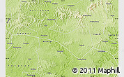 Physical Map of Wusheng