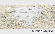Classic Style Panoramic Map of Xuyong