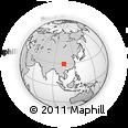 Outline Map of Zigong Shiqu