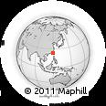 Outline Map of Penghu