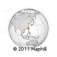 Outline Map of Zhanghua