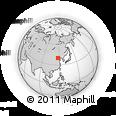 Outline Map of Ji Xian