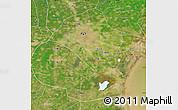 Satellite Map of Tianjin Shiqu