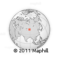 Outline Map of Miquan
