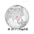 Outline Map of Baxoi