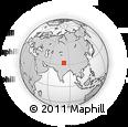 Outline Map of Ge Gyai