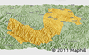 Savanna Style Panoramic Map of Chuxiong