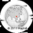 Outline Map of Dongchun Shi