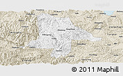 Classic Style Panoramic Map of Eshan