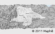 Gray Panoramic Map of Eshan
