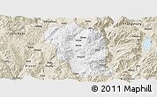 Classic Style Panoramic Map of Heqing