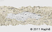 Classic Style Panoramic Map of Honghe
