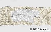 Classic Style Panoramic Map of Jianchuan