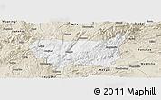 Classic Style Panoramic Map of Kaiyuan Shi