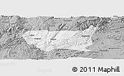 Gray Panoramic Map of Kaiyuan Shi