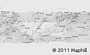 Silver Style Panoramic Map of Kaiyuan Shi