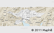 Classic Style Panoramic Map of Kuenming Shiqu