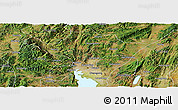 Satellite Panoramic Map of Kuenming Shiqu
