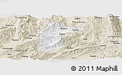 Classic Style Panoramic Map of Lianghe