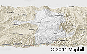 Classic Style Panoramic Map of Longling